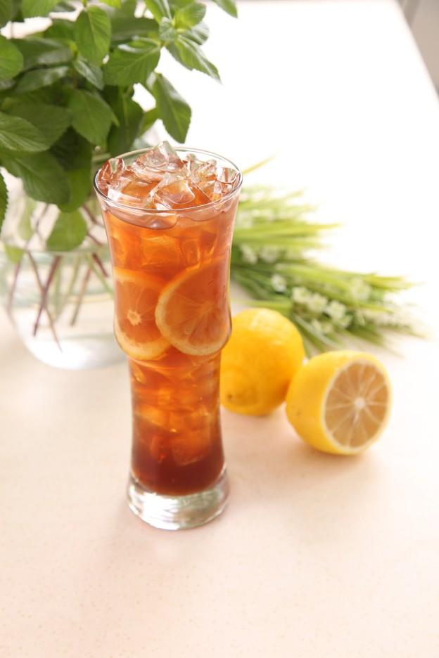 Lemon Tea Beverage Cold Beverages Lemon